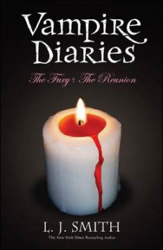 Obal knihy The Vampire Diaries: The Fury + The Reunion EN