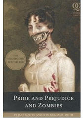Obal knihy Pride and Prejudice and Zombies EN