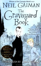 The Graveyard Book EN