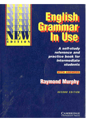 Obal knihy English Grammar in Use EN