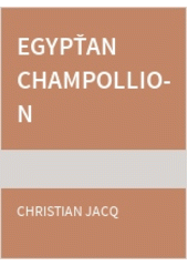 Egypťan Champollion