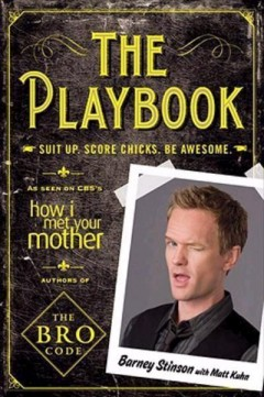 Obal knihy The Playbook EN